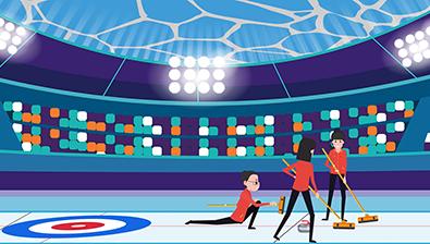 冰壶,尽显冰上博弈的魅力