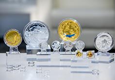 第24届冬季奥林匹克运动会金银纪念币(第2组)发行仪式在京举行
