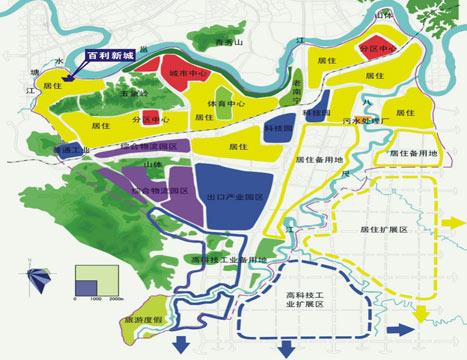 南宁五象湖新区规划图_五象新区再造新南宁 成就广西战略新高地_房产_腾讯网