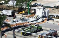 意大利大桥垮塌数十人死亡 细数全球近年塌桥事件