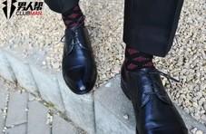 介绍几个袜子搭配技巧,完美拯救你的直男穿着