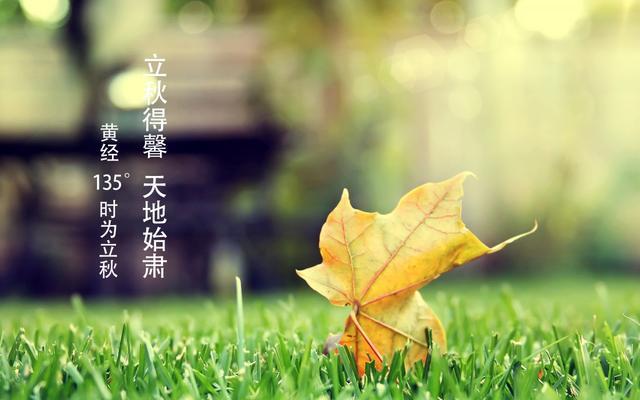 今年几日立秋_2014年8月7日迎来今年的立秋节气,意味炎热的夏天即将过去,凉爽的秋天