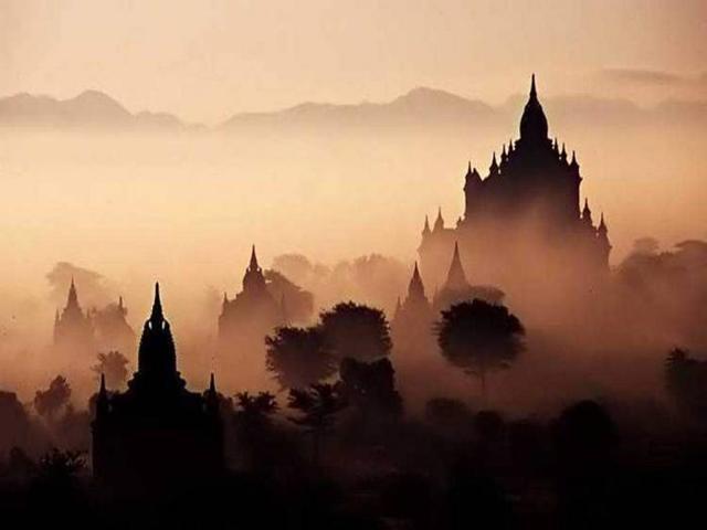 世界那么大跟著佛陀去看看