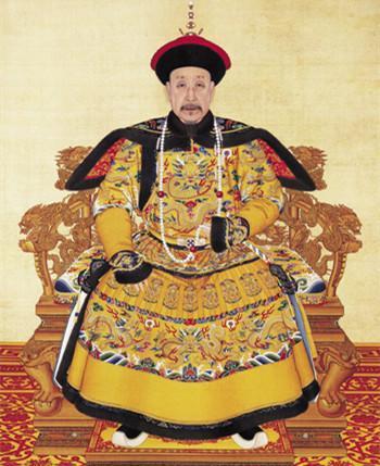 """清朝服饰特点_清朝皇帝为什么并不常穿""""龙袍""""?_儒佛道频道_腾讯网"""