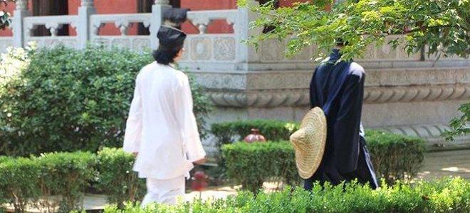道教传播:邯郸学步与闭门造车