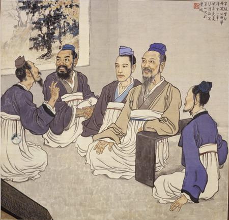 朱汉民:士大夫精神与中国文化_儒佛道频道_腾讯网