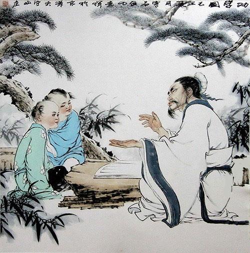 描写勤奋学习的诗句_劝学的古诗句-劝学类的古诗