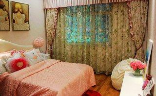 紫晶悦城129平三室?#25945;?#19968;卫样板间卧室