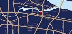 北城半岛名邸区位图