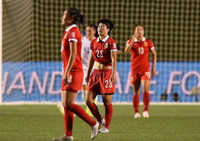 女足世界杯-中��0-1惜�∶��遭淘汰 �o�四��