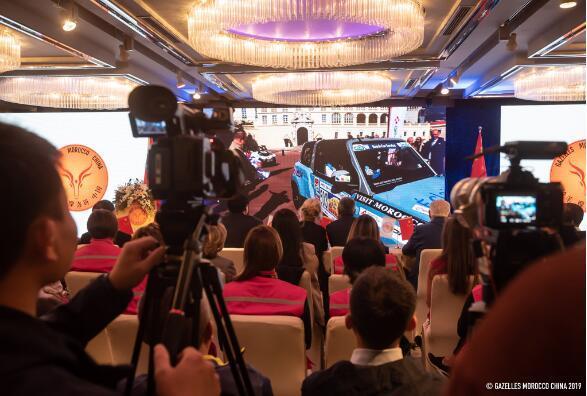 羚羊拉力赛将首度登陆中国 三比赛 组别挑战科尔沁沙地
