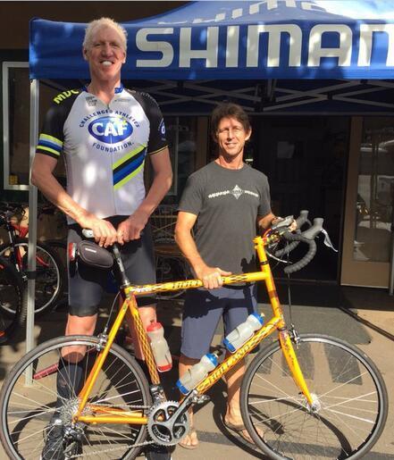 沃顿已找回心爱自行车 感激社交媒体帮上大忙