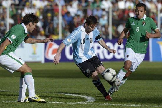 梅西国家队处子秀_阿根廷VS秘鲁前瞻:梅西缺阵 阿KUN领衔保不败_体育_腾讯网
