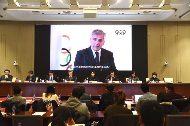 《北京2022年冬奥会和冬残奥会遗产战略计划》正式发布