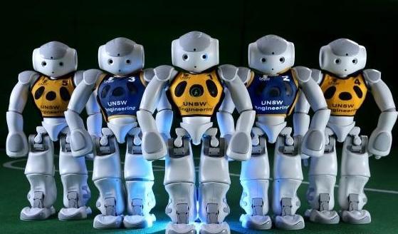 2015世界机器人大会将办另类体育竞技
