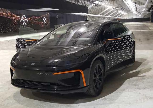 FF首款电动车FF91试乘体验:工程车性能足够惊艳 仍需等待量产能否兑现