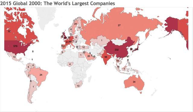 福布斯發布全球企業2000強:工行冠軍 蘋果12