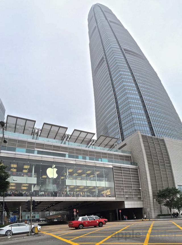 苹果香港_揭秘苹果香港运营现状:已成水货客集散地