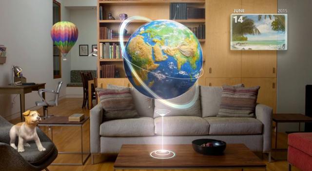 微软HoloLens证明:增强现实不是忽悠人 AR资讯 第1张
