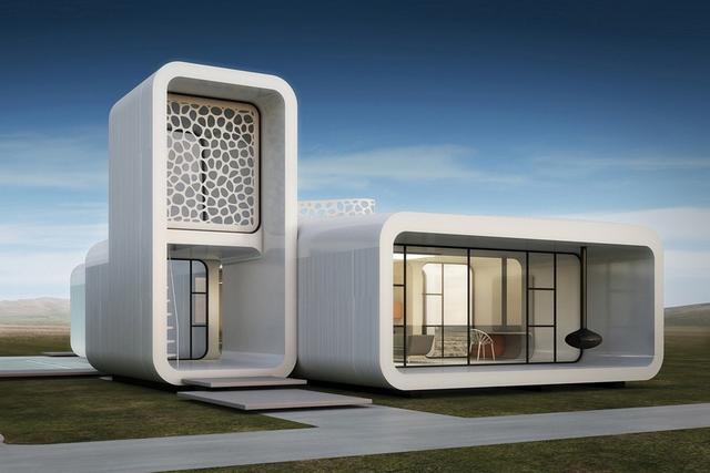 迪拜將完全用3D打印技術建造一商業建筑