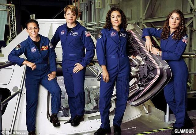 美国四位女性有望成为首批登陆火星的宇航员