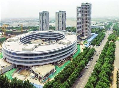 天津两大重点项目明年投用