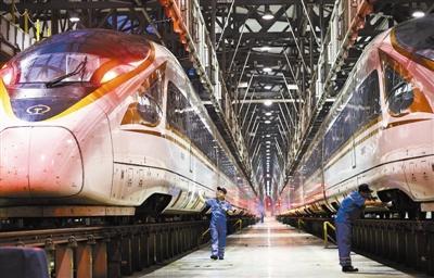 明日首发!津港高铁准备好了