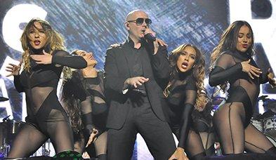 pitbull演唱会_腾讯视频LiveMusic-我的音乐新看法