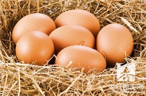 土雞蛋和洋雞蛋最大的區別 你肯定不知道