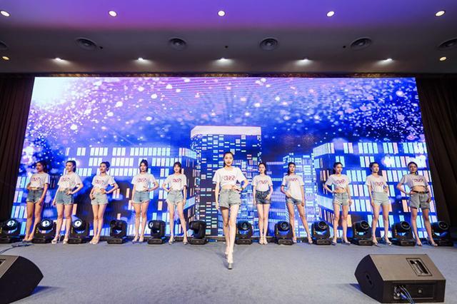 2019世界旅游小姐大赛陕西(西安)赛区盛大启幕