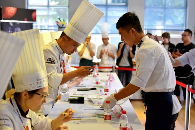 第七屆世界面包大賽中國選拔賽西安賽區圓滿落幕