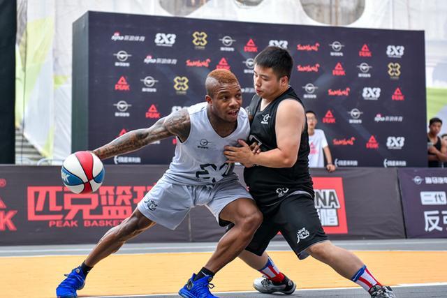 3X3黄金联赛西安站决赛开打 引爆古城篮球热情
