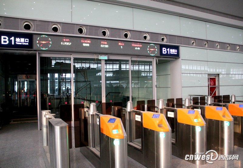 腾讯新闻西安站_高清组图:西安北客站11日将正式运营_新闻图片__腾讯大秦网