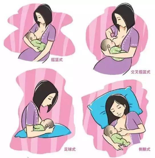 无码母乳女忧_一图读懂:母乳喂养的正确打开方式
