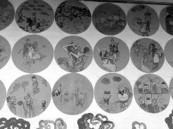 略陽這些娃娃手繪漫畫展現《西游記》人物