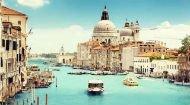 迪拜在沙漠复制水上威尼斯