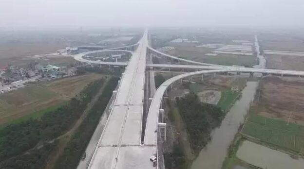 杭甬高速_宁波市交通委:杭州湾跨海大桥与杭甬高速将连通